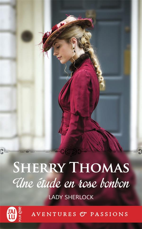 Lady Sherlock t.1 ; une étude en rose bonbon