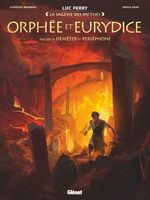 Vente Livre Numérique : Orphée et Eurydice  - Clotilde Bruneau - Diego Oddi - Didier Poli - Luc Ferry