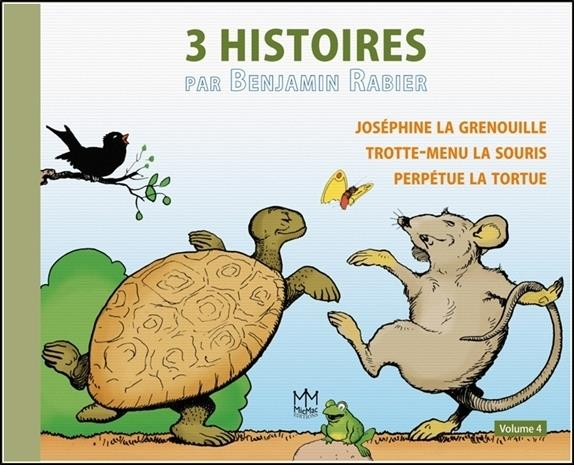 3 HISTOIRES T.4