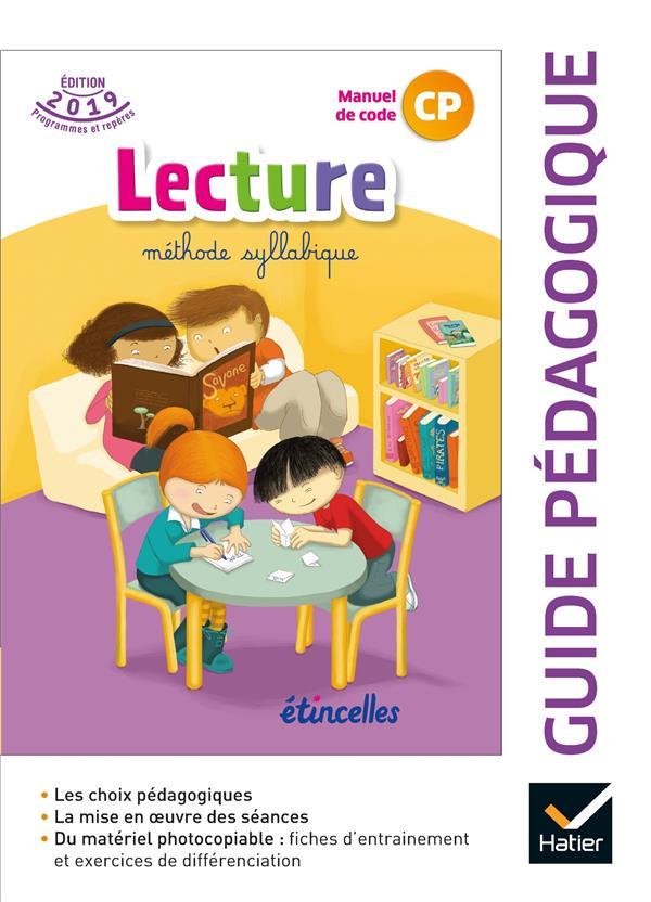 Tika et Tao ; lecture, méthode syllabique ; CP ; guide pédagogique (édition 2019)