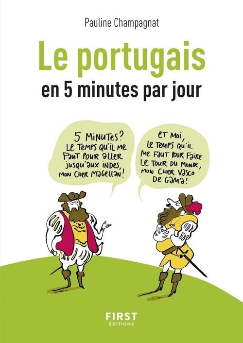 Le portugais en 5 minutes par jour