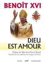 Vente Livre Numérique : Dieu est amour  - Benoît XVI