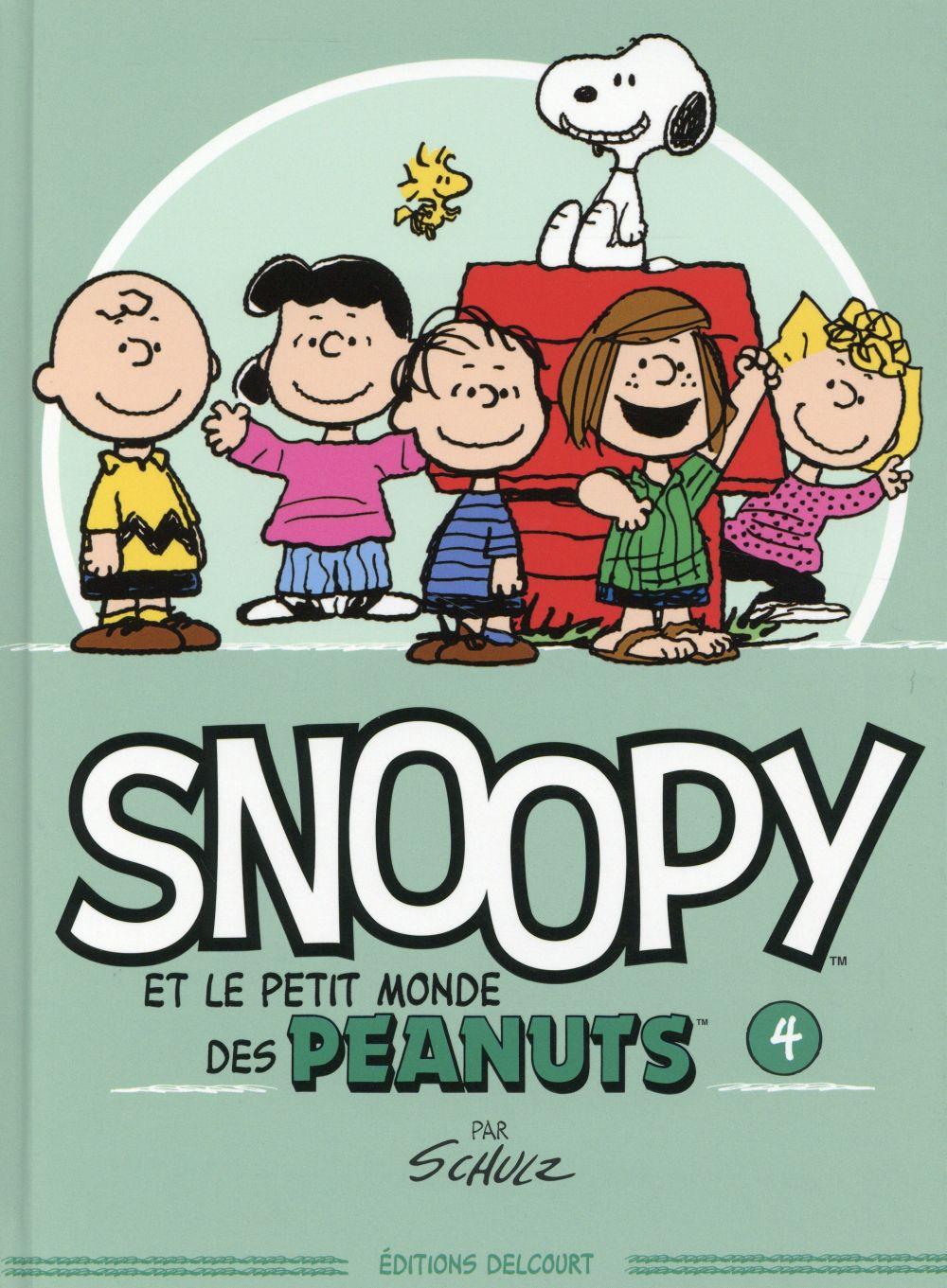 Snoopy et le petit monde des Peanuts t.4