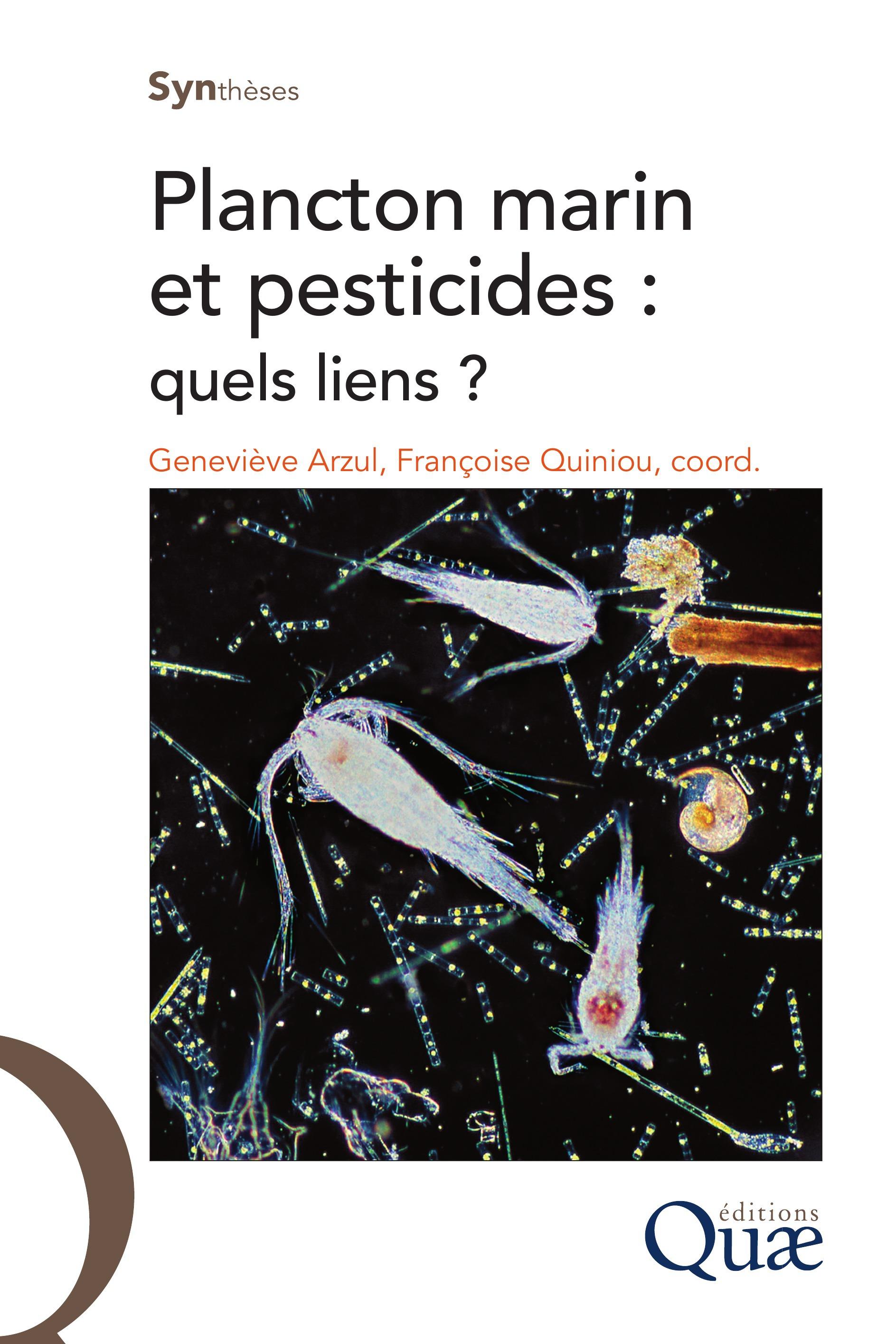 Plancton marin et pesticides, quels liens