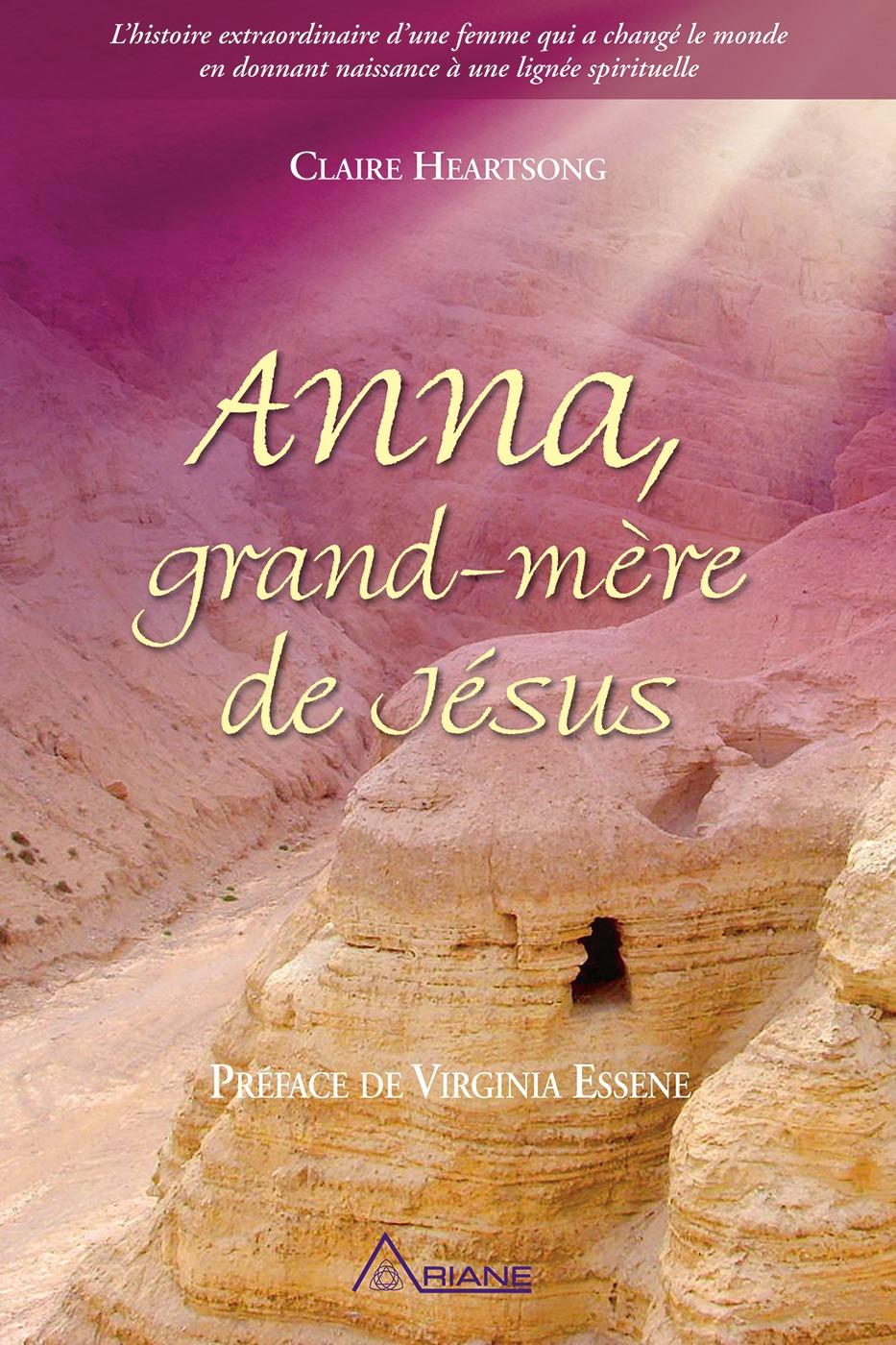 Anna ; grand-mère de Jésus