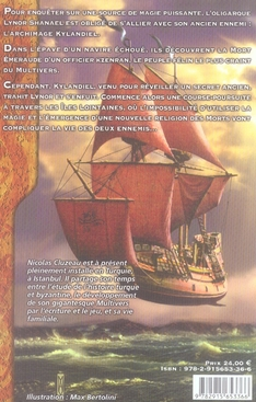 Les chroniques iliatiques t.1 ; l'arche des tempêtes