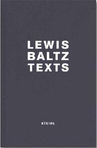 Lewis baltz texts