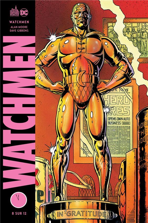 Watchmen - dc originals n.8