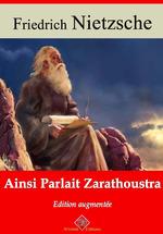 Vente Livre Numérique : Ainsi parlait Zarathoustra - suivi d'annexes  - Friedrich Nietzsche