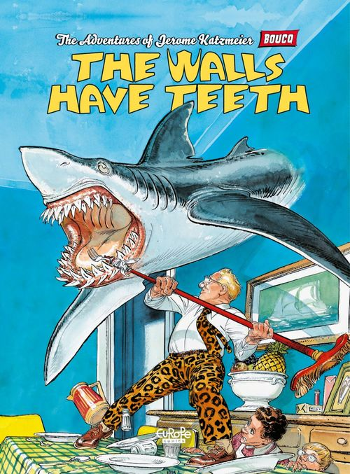 Jérôme Moucherot - Tome 1 - 1. The Walls Have Teeth