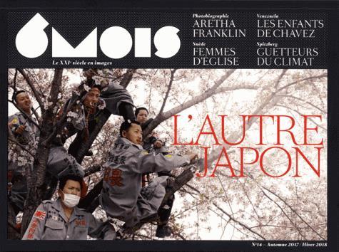 Revue 6 mois n.14 ; dossier thematique : l'autre japon