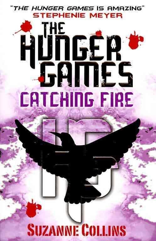 CATCHING FIRE - HUNGER GAMES V.2 (CHILDREN'S EDITION)