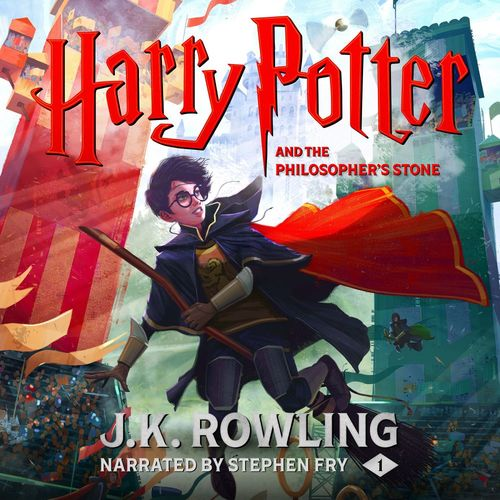 Harry Potter and the Philosopher's Stone (UK Edition)