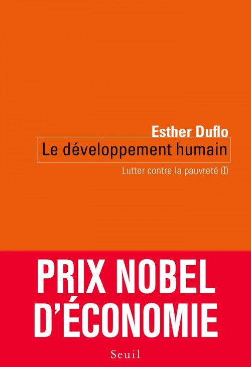 Lutter contre la pauvreté t.1 ; le développement humain