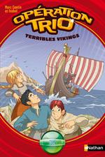 Vente Livre Numérique : Terribles vikings  - Isabel - Marc Cantin