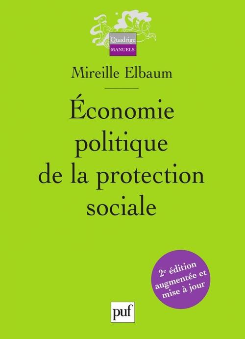 économie politique de la protection sociale (2e édition)
