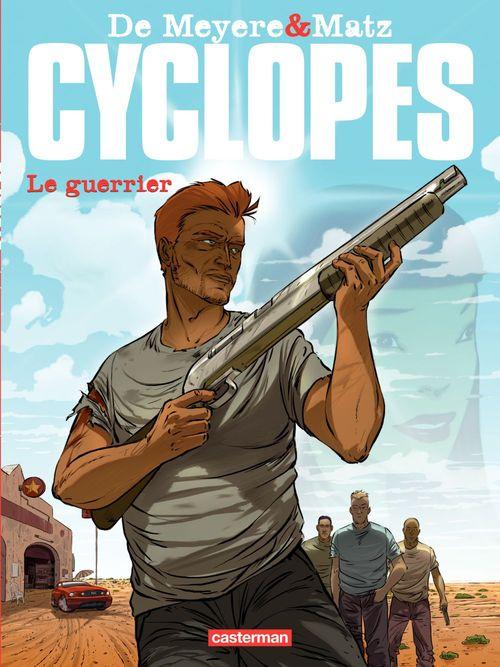 Vente EBooks : Cyclopes (Tome 4) - Le Guerrier  - Matz