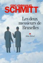 Vente Livre Numérique : Les Deux Messieurs de Bruxelles  - Eric-Emmanuel Schmitt