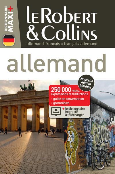 LE ROBERT & COLLINS ; MAXI + ; allemand