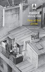 Vente Livre Numérique : Paris ne finit jamais  - Enrique Vila-Matas