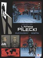 Vente Livre Numérique : Rendez-vous avec X - L'Affaire Pilecki  - Olivier Vatine - Patrick Pesnot - Olivier Martin