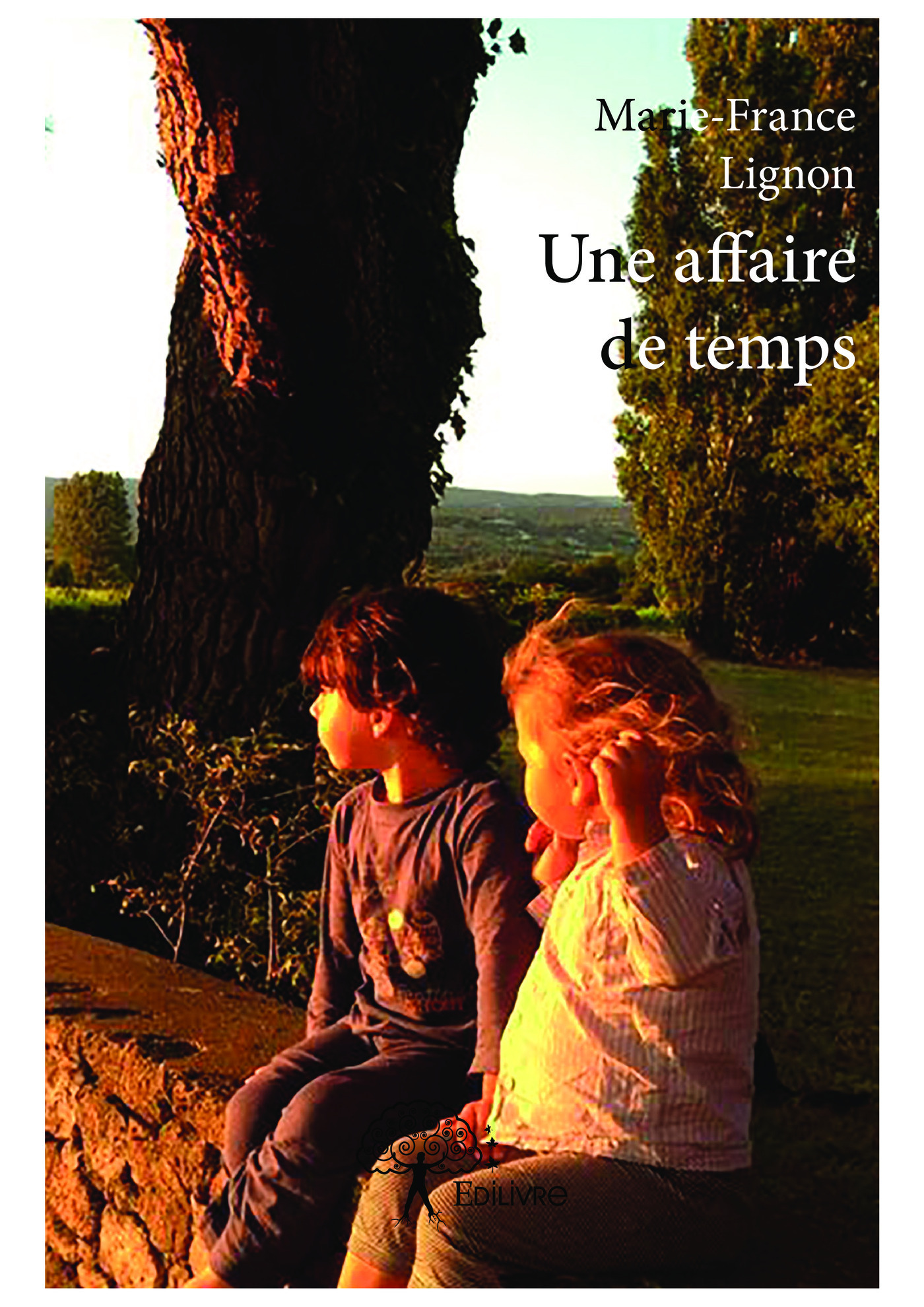 Une affaire de temps  - Marie-France Lignon