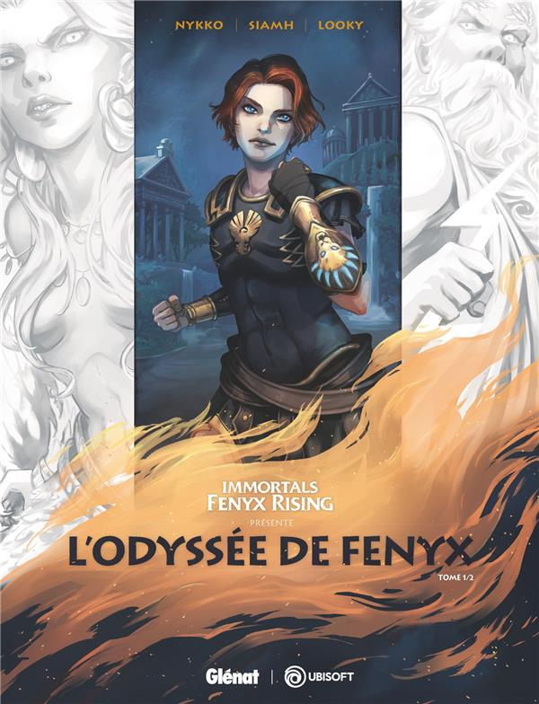 immortals fenyx rising t.1 ; l'odyssée de Fenyxt.1