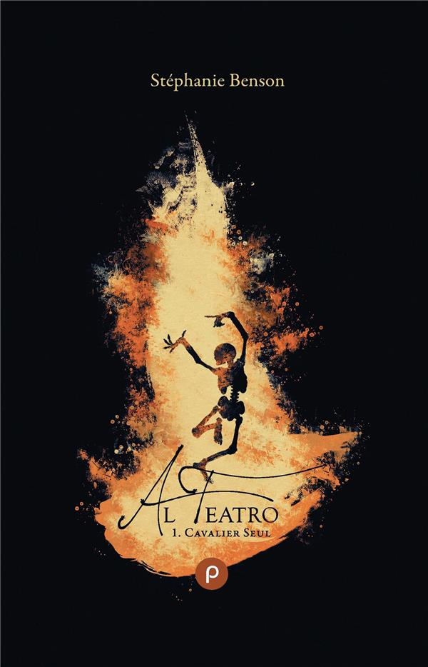 Al teatro t.1 ; cavalier seul