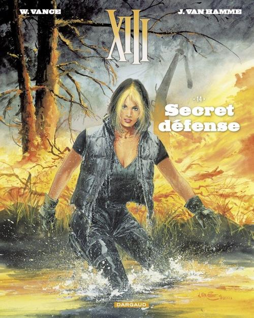 XIII T.14 ; secret défense  - Jean Van Hamme  - William Vance
