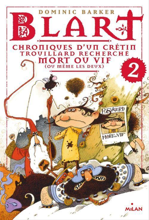 Vente Livre Numérique : Blart Tome 2  - Amélie SARN  - Dominic Barker  - Frédéric Pillot