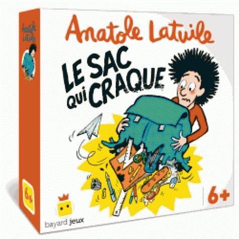 Anatole Latuile ; le sac qui craque