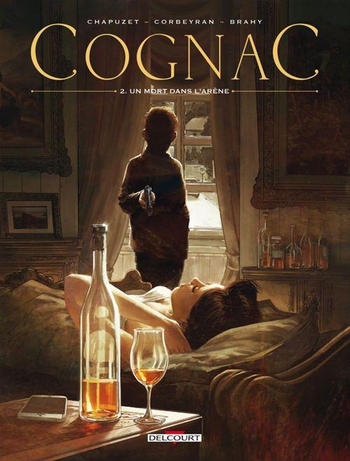 Vente EBooks : Cognac T02  - Luc Brahy