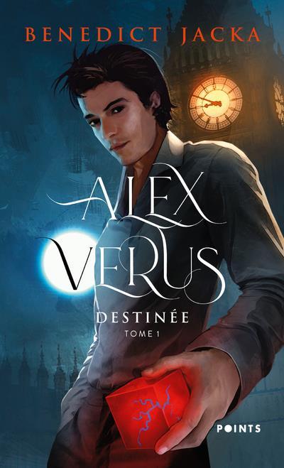 Alex Verus T.1 ; destinée