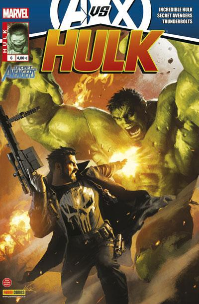 Hulk 2012 006 Avengers Vs X-Men