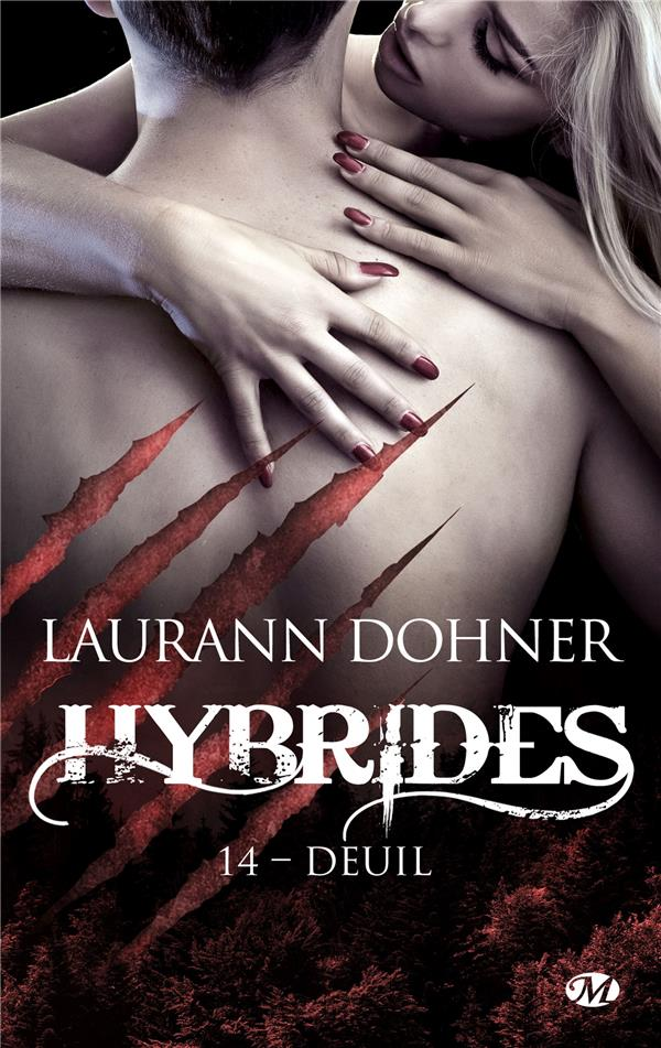 Hybrides t.14 ; deuil