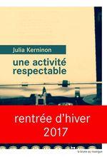 Vente Livre Numérique : Une activité respectable  - Julia KERNINON
