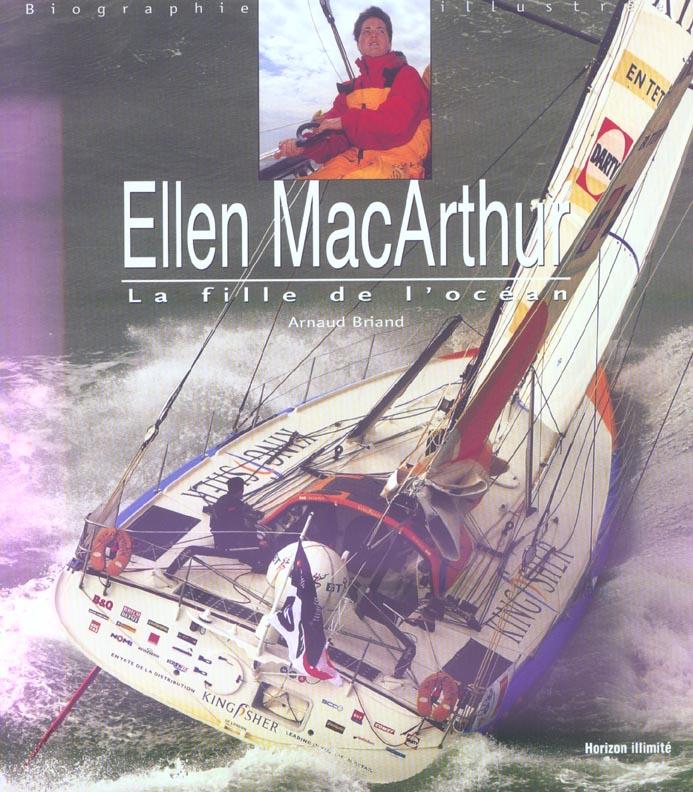 Ellen mac arthur - la fille de l'ocean