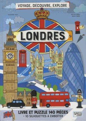 Voyage, découvre, explore ; Londres
