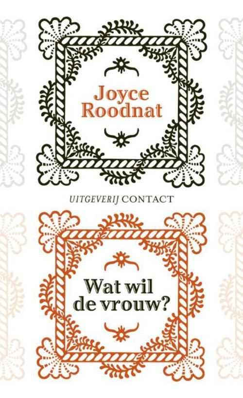 Wat wil de vrouw? - Joyce Roodnat - ebook