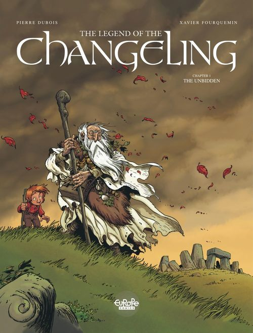 The Legend of the Changeling - Volume 1 - The Unbidden