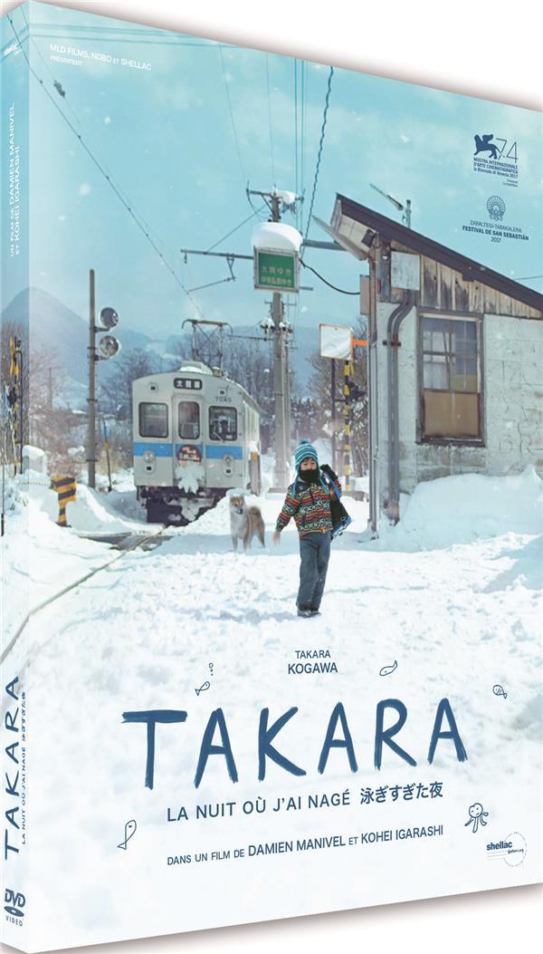 Takara : La nuit où j'ai nagé