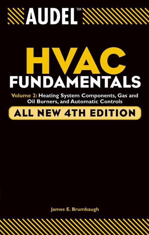 Audel HVAC Fundamentals, Volume 2
