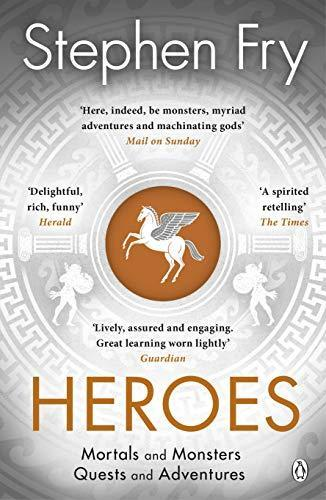 HEROES - MORTALS AND MONSTERS, QUESTS AND ADVENTURES
