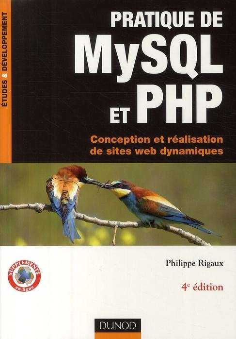 Pratique De Mysql Et Php (4e Edition)