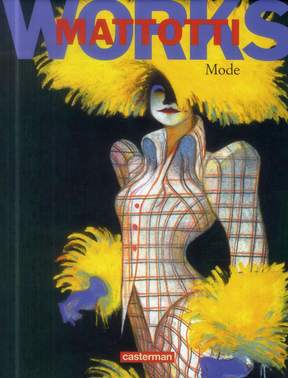 Mattotti works fashion