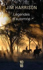 Couverture de Legendes D'Automne