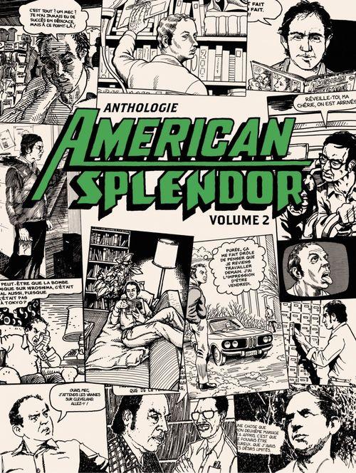 Anthologie american splendor t.2
