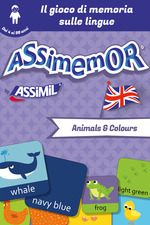 Vente Livre Numérique : Assimemor - Le mie prime parole in inglese: Animals and Colours  - Jean-Sébastien Deheeger - Céladon