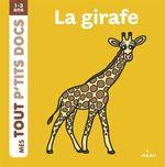 Vente Livre Numérique : La girafe  - Paule Battault