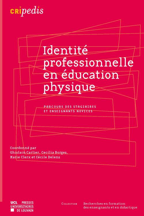Identite professionnelle en education physique